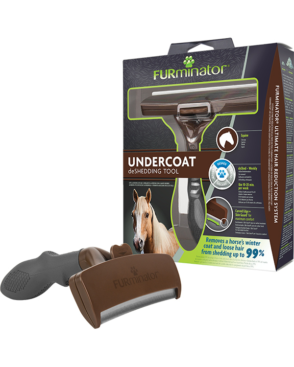 DeShedding Tool for Equine