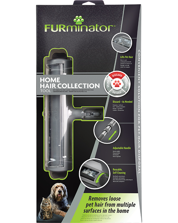 Home Hair Collection Tool
